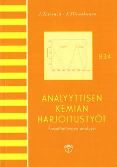 Analyyttisen kemian harjoitustyöt