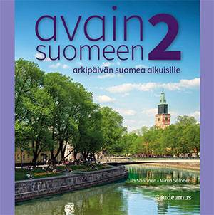 Avain suomeen 2 (MP3-cd)
