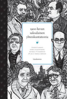 1900-luvun saksalainen yhteiskuntateoria